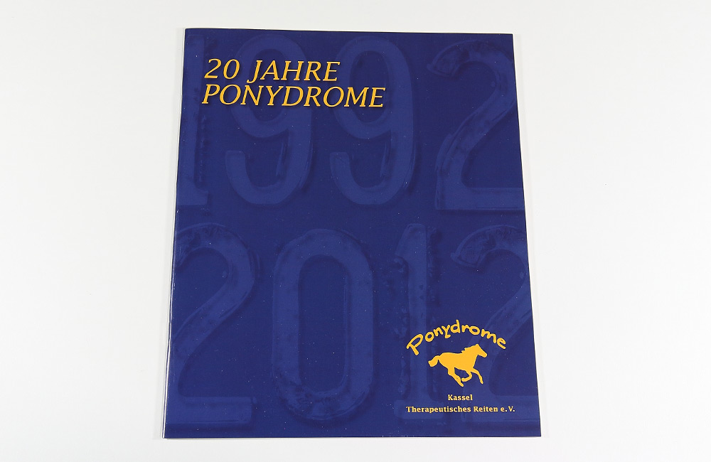 20 Jahre Ponydrome e.V. • Festzeitschrift