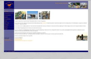 Ponydrome Kassel e. V. Webseite